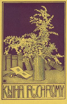[Ex libris Knha R. Chrumy] | Flickr: Intercambio de fotos
