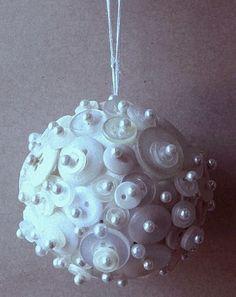 #Palline per l'albero Fai da Te http://www.comefaremania.it/palline-lalbero-fai-te/ #comefare #faidate #natale #decorazioni
