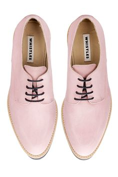 Comfy Flats You'll Wear All Spring #refinery29 Whistles Anya Lace Up Eva Shoe, 225.00