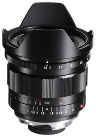 Voigtländer 21mm F1.8 Ultron Available for Pre Order