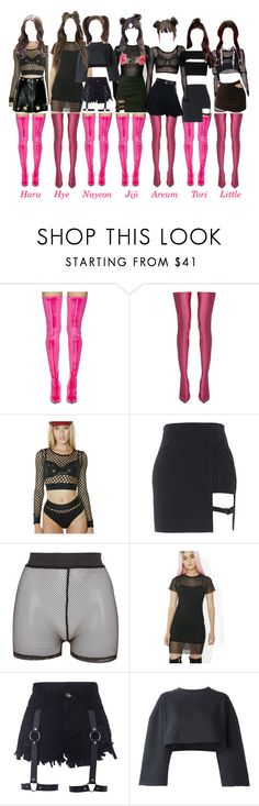 """""""'Before the Storm' MV— Pink Icing comeback pt 1"""" by pink-icing-official ❤ liked on Polyvore featuring Balenciaga, Kiki Riki, Bitching & Junkfood, The Nude Label, adidas Originals, T By Alexander Wang, pinkicing, pinkicingmv and pinkicingcomeback"""