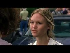 """10 Things I Hate About You""   -  Julia Stiles, Heath Ledger"