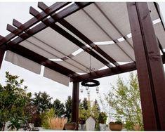Pergola Canopy Designs And Ideas | Pergolas / Gazebo (shared via SlingPic)