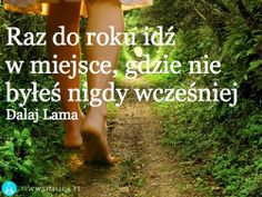 raz do roku. New Life, Motto, Texts, Wisdom, Good Things, Humor, Polish, Inspiration, Room