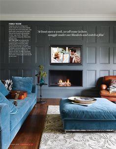 issuu living etc october setissuecom by frred ioreb blue velvet