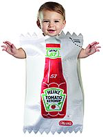 Heinz Ketchup Packet | Kid's Costumes | HalloweenMart