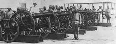 Askari artillery