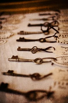 Keys ~ Life Like A Fairytale