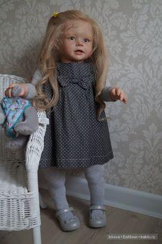 Ева, кукла реборн Натальи Кудрявцевой / Куклы Реборн Беби - фото, изготовление своими руками. Reborn Baby doll - оцените мастерство / Бэйбики. Куклы фото. Одежда для кукол