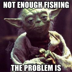 I'm ready to fishing season babe!!!!!!!!!!!!!!!!