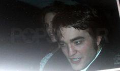 sashmarie1111:      Rob & Kristen Leaving the Baftas 2010