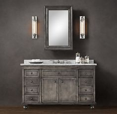 Knockout Knockoff Restoration Hardware Empire Rosette Bathroom Home Decor Pinterest And