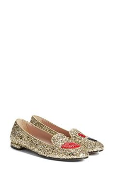 CHIARA FERRAGNI 'Makeup' Flat (Women) available at #Nordstrom