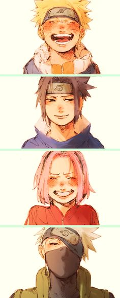 Sorrisos...Time 7