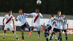 Selección Peruana Sub 20 vs. Argentina en vivo por el Sudamericano Uruguay 2015 #Depor