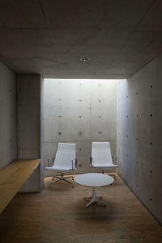 Tadao Ando, Xavier de Jauréguiberry · Konferenz- und Tagungsgebäude, Vitra Campus