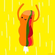 Subway GIFs - Cindy Suen | Motion, Illustrations, Graphics