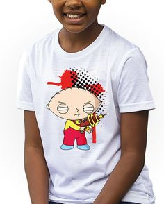Stewie Griffin, Special Kids, Kids Girls, Cool Kids, Family Guy, Cool Stuff, Instagram Posts, Clothing, Mens Tops