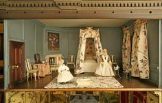 The Nostell Priory doll's house. ©National Trust Images/Mark Fiennes