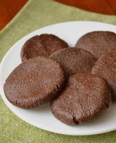 Cookies amandes et chocolat