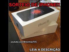 Sorteio Iphone SE - ESPECIAL 2K BRISINHAS TV