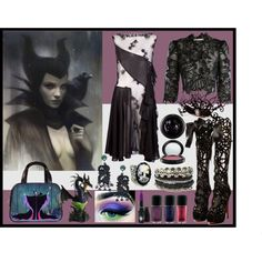 """""""Maleficent"""" by elysetta89 on Polyvore"""