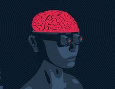 "Check out new work on my @Behance portfolio: ""Neurótica 