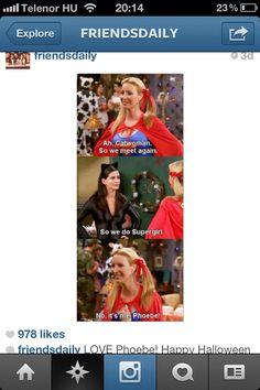 Phoebe -> totally blonde..:DD