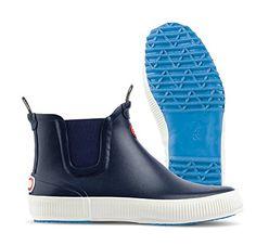 Nokian Footwear - Gummistiefel -Hai Low- (Originals) Dunkelblau, Größe 37 [15735267-74-37] - http://on-line-kaufen.de/nokian-footwear/37-eu-nokian-footwear-gummischuhe-hai-low-2
