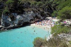 Urlaubstipps zu Menorca 🌅  Die schönsten Urlaubsorte, Buchten, Strände, Ausflugsziele & interessante Orte auf Menorca ✔ Jetzt auf  www.reiseziel-spanien.com/spanische-urlaubsziele/balearen/menorca/