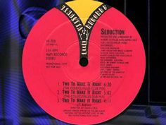 "SEDUCTION ""Two To Make It Right "" - YouTube"