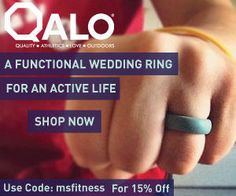 A Functional Wedding Band For An Active Lifestyle Rubber Wedding Band Us