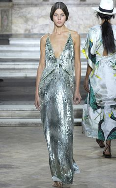 Temperley, London from 100 Best Fashion Week Looks from All the Spring 2016 Collections