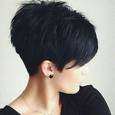Human Hair Capless Wigs Human Hair Straight Pixie Cut / Short Hairstyles 2019 / With Bangs Halle Berry Hairstyles Short Machine Made Wig Women& - - Halle Berry Hairstyles, Long Pixie Hairstyles, Oval Face Hairstyles, Short Pixie Haircuts, Haircuts With Bangs, Short Hairstyles For Women, Straight Hairstyles, Daily Hairstyles, Black Hairstyles