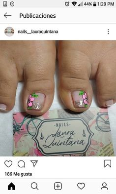 Manicure, Nails, Nail Designs, Nail Art, Veronica, Pretty Pedicures, Nail Arts, Designed Nails, Gel Nail