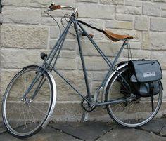 Thoughts on the Groovy Pedersen Bike | Uptown Biking Life......Pedersen bike blog