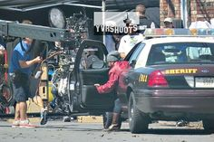 SHOOT: ONCE UPON A TIME's New Storybrooke Sheriff Sneezy in Steveston  http://yvrshoots.com/2015/07/shoot-once-upon-a-times-new-storybrooke-sheriff-in-steveston.html#.ValnXvnF-Sp