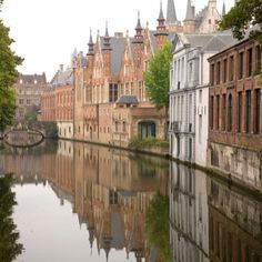 Bruges, Belgium...Venice of the North