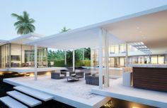 Situated at the recently created Star Island, one of the most desired places in South Florida and even in the world.