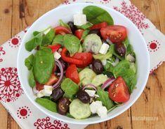 Caprese Salad, Fruit Salad, Cobb Salad, Food, Salads, Fruit Salads, Eten, Meals, Diet