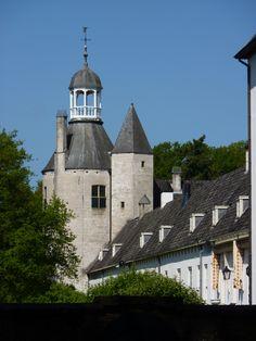 Oudste gedeelte kasteel Wisch
