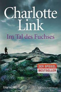Lesendes Katzenpersonal: [Rezension] Charlotte Link - Im Tal des Fuchses