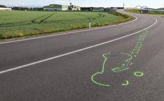 Schwerer Motorradunfall in Edt bei Lambach Country Roads, Messages