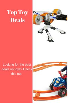 Top toys at a great price!