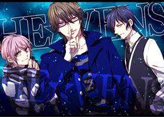 Uta no ⭐︎ Prince-sama ♪ - HE☆VENS