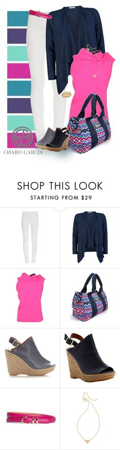 """go CG"" by norwich-ave ❤ liked on Polyvore featuring Tamara Mellon, ONLY, Roland Mouret, Steve Madden, Brooks Brothers, Kate Spade, Ippolita and Garcia"