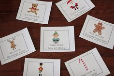 Toddler Approved!: Christmas Music Workout with Kids (plus free printable action cards)