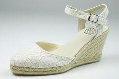 Alpargatas para bodas y looks de fiesta, lo �ltimo en calzado boho-chic