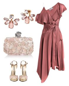 Untitled #2 by rita-sk on Polyvore featuring polyvore beauty Marchesa Zimmermann Alexander McQueen