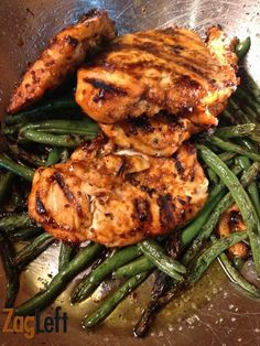 I have never gotten so many compliments before, Call this chicken, So Good it Cant Be Described, Explosion on Your Taste Buds Chicken.� Exactly. I have never encountered a dish that is so basic and simple to put together yet creates such a big pay off. This chicken, quite simply, is one of the most savory things Ive ever eaten.